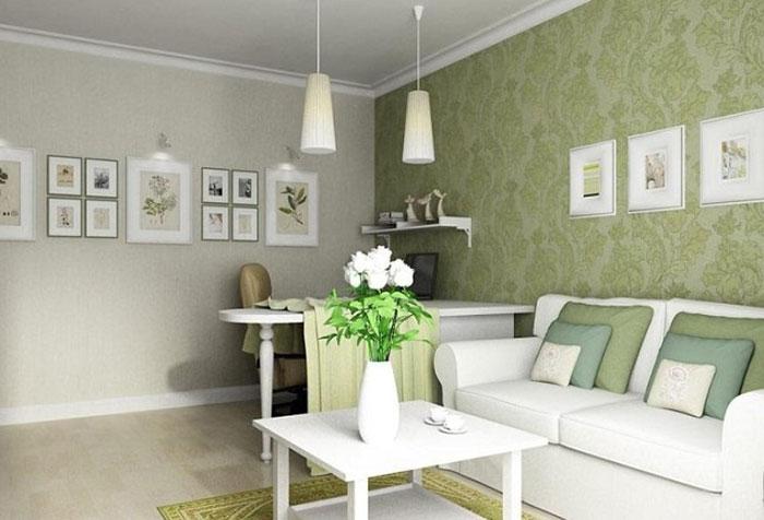 Sofa Ruang Tamu Kecil Cara Membuat Terlihat Besar